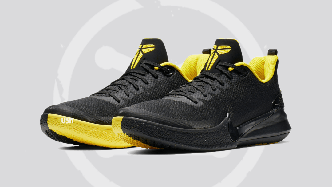 a1ff3ff69fd A 'Black/Yellow' Nike Mamba Focus has been Spotted - WearTesters