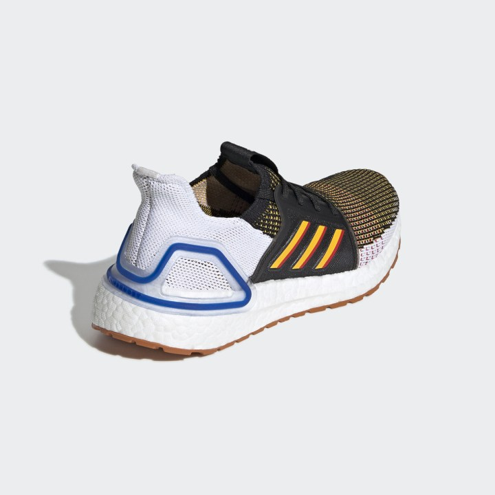 ADIDAS ULTRA BOOST 19 KIDS TOY STORY 4 CORE BLACK : ACTIVE GOLD : SCARLET 2