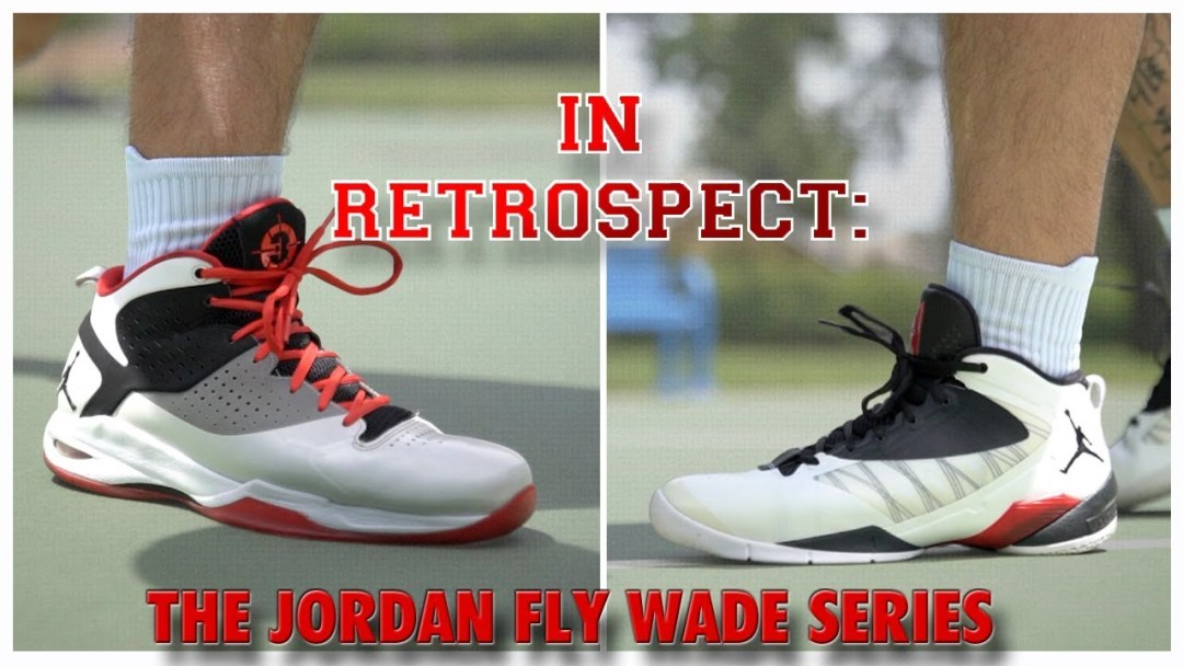 buy online 9bb84 c6bdf Revisiting Dwyane Wade s Air Jordan Signature Sneakers   Jordan Fly ...