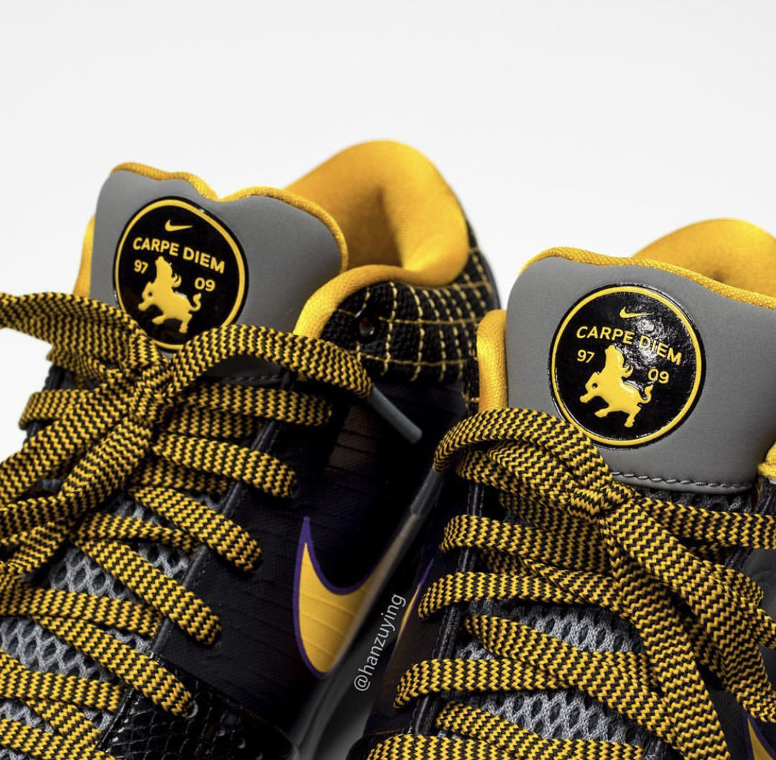 another chance 5443c 3cfd8 Nike-Kobe-4-Protro-Carpe-Diem-Detailed-Look-5 - WearTesters