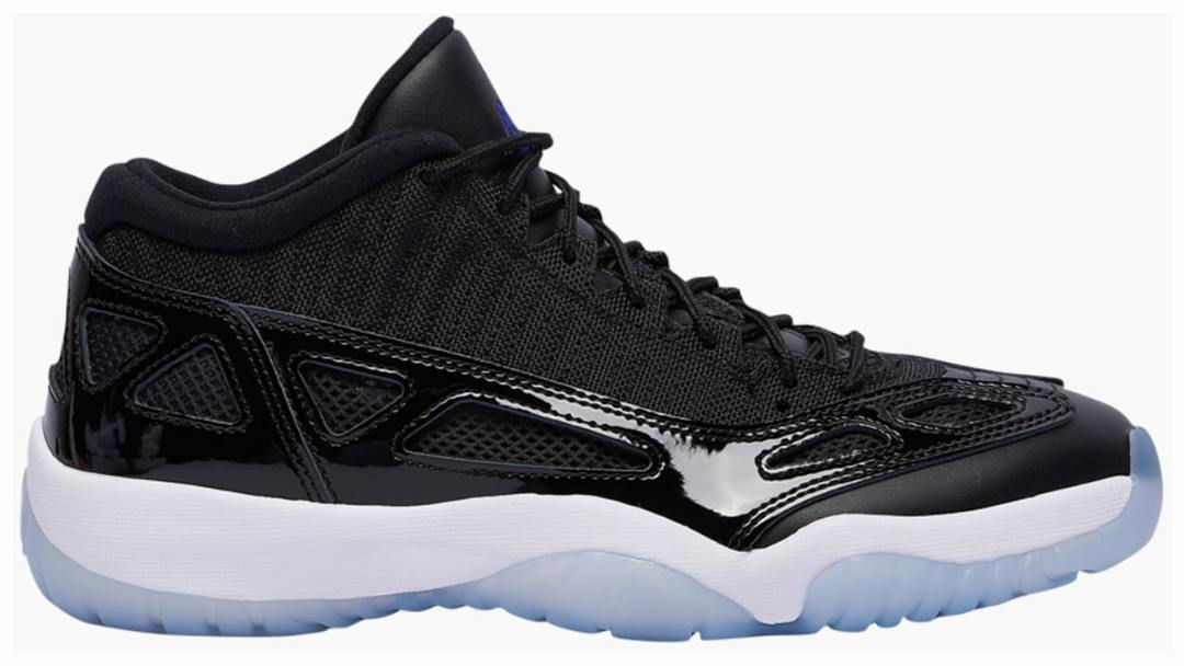e6e53f2ca7b07 An Official Look at the Air Jordan 11 Low IE 'Space Jam' - WearTesters