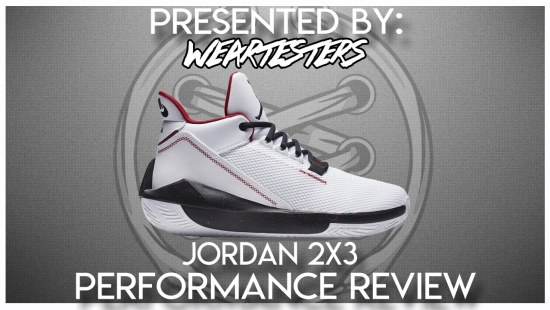reputable site bf868 8e071 WearTesters - Sneaker Performance Reviews - Performance Product Reviews -  Sneaker News