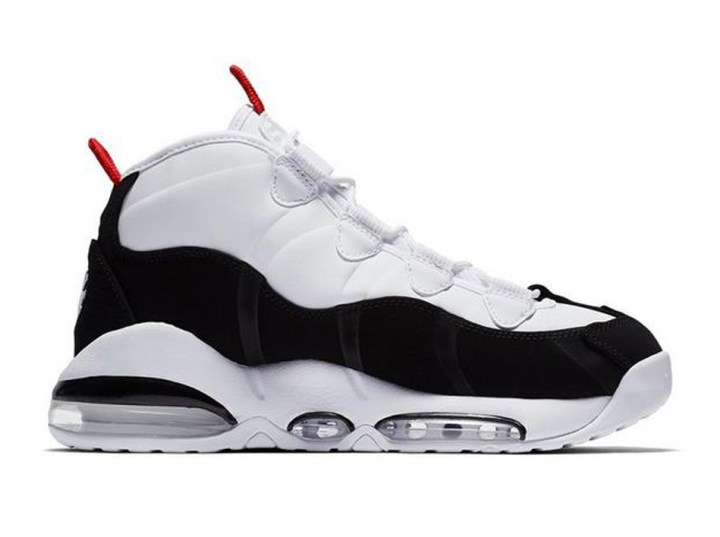 feaa7e8cbb If you were interested in grabbing a pair now then you can find the Nike  Air Max Uptempo 95 'Chicago' available now at Hibbett Sports.