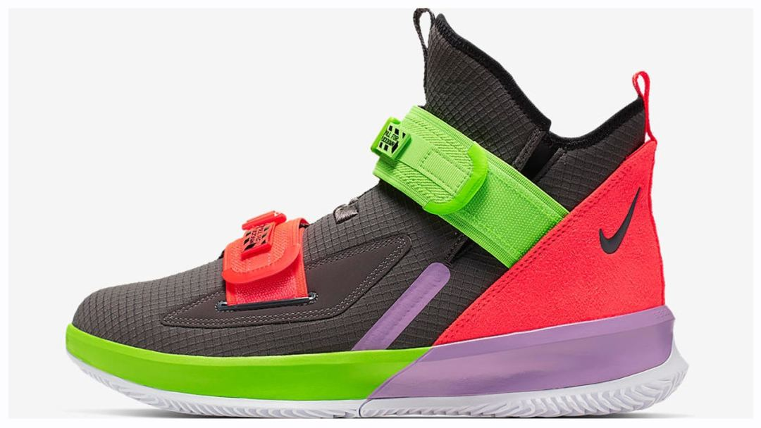 low priced e6059 f2173 The Nike LeBron Soldier 13 is Available Now - WearTesters