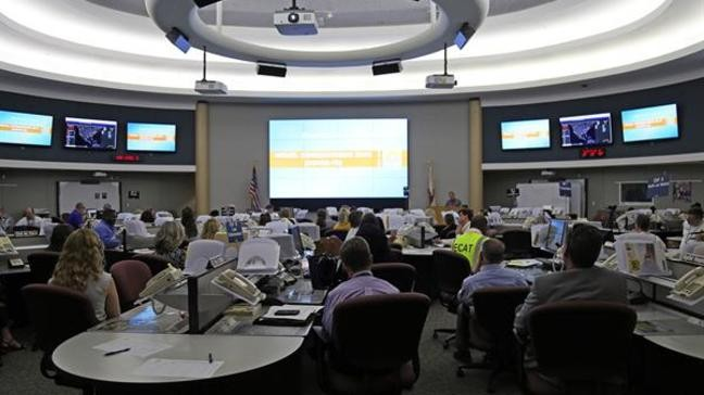 Escambia County and Florida DOH hold closed-door meeting on ...