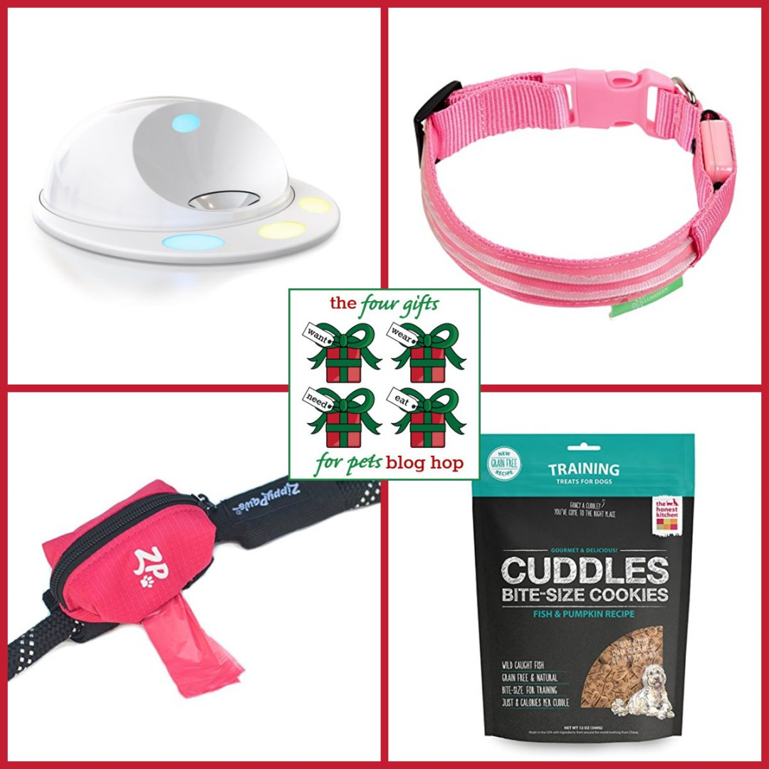 Wear Wag Repeat 4 gifts for pets