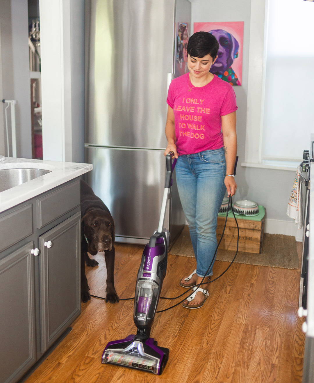 The Best Cleaning Tools to Get Dog Hair out of Anything