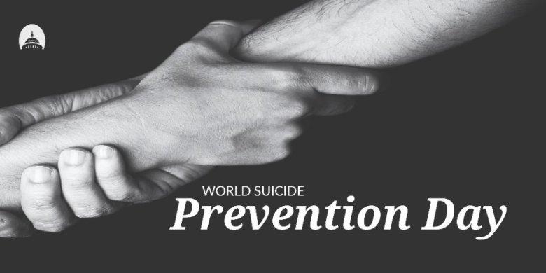 #WorldSuicidePreventionDay