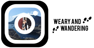 Weary and Wandering