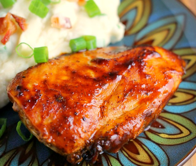 Enjoy Perfect Bbq Chicken Indoors With This Quick And Easy Stovetop Barbecue Chicken Recipe