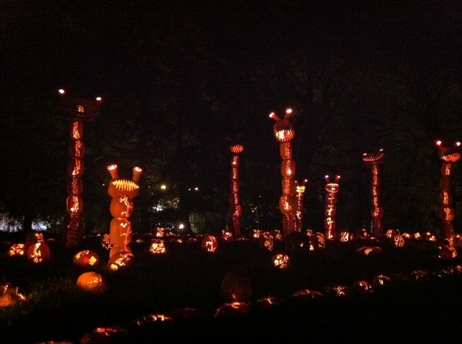 ^^ I think these ridiculously adorable pumpkin monsters were my fave
