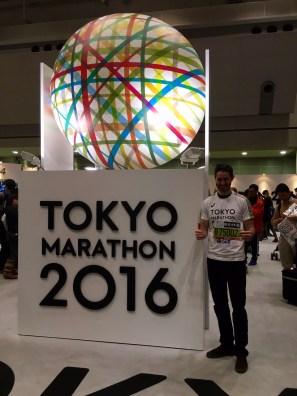 Tokyo -- Chris's 6th and final World Marathon ... COMPLETE!