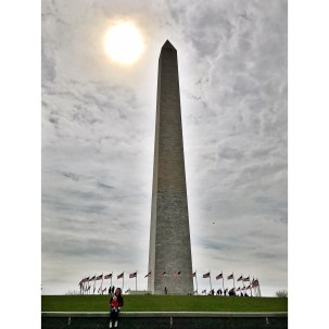 The Washington Monument, Washington, D.C.