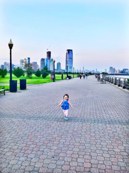 Liberty State Park, New Jersey