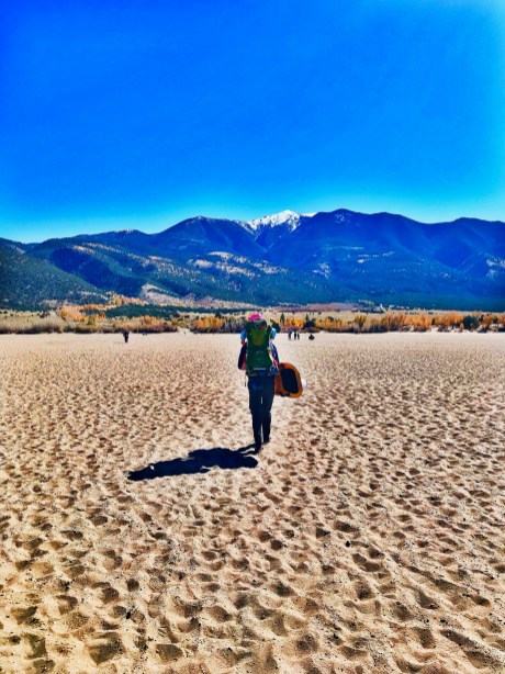 Great Sand Dunes National Park, Colorado