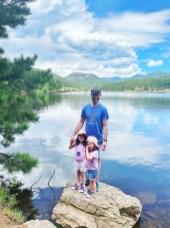 Evergreen Lake, Evergreen, Colorado