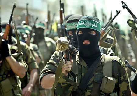 Muslim Barbarians of Hamas