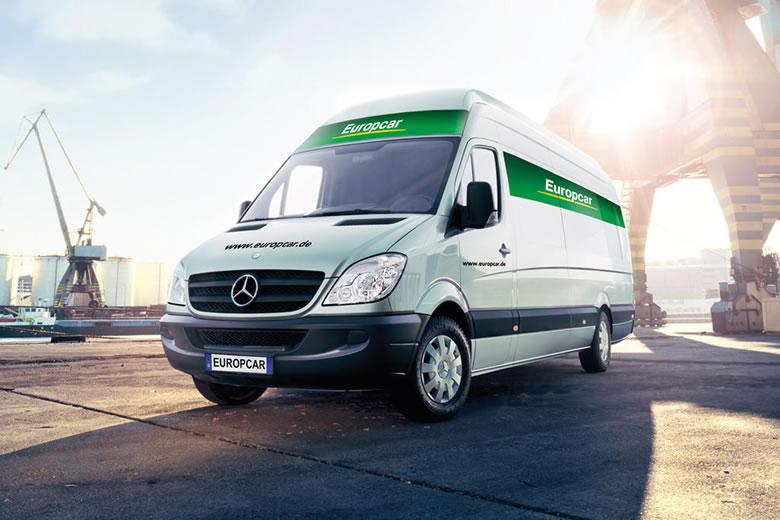 Best Wholesaler D5dbc C9745 Europcar Van Editorial Stock Photo Irish