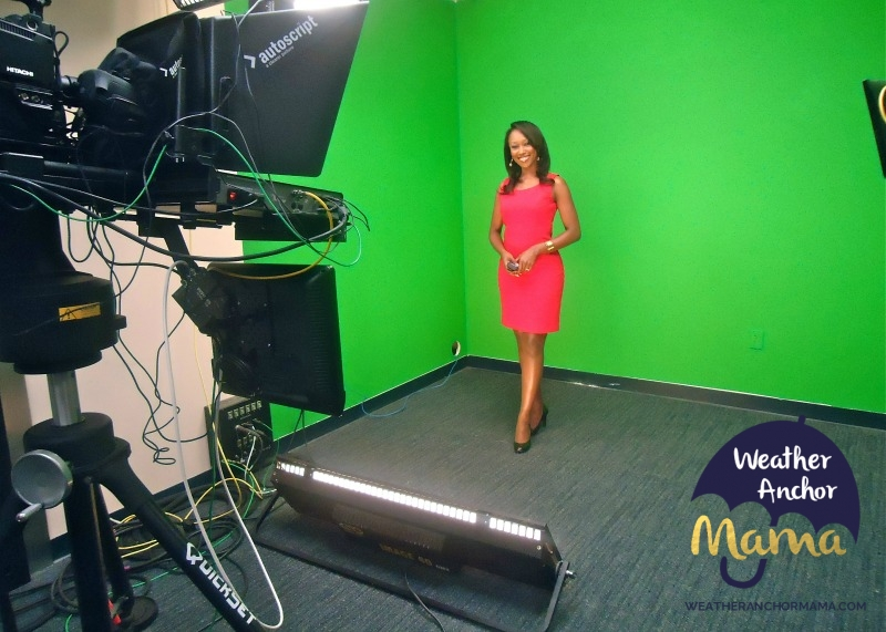 STACY-ANN GOODEN_WEATHER ANCHOR MAMA_LIVE FORECAST