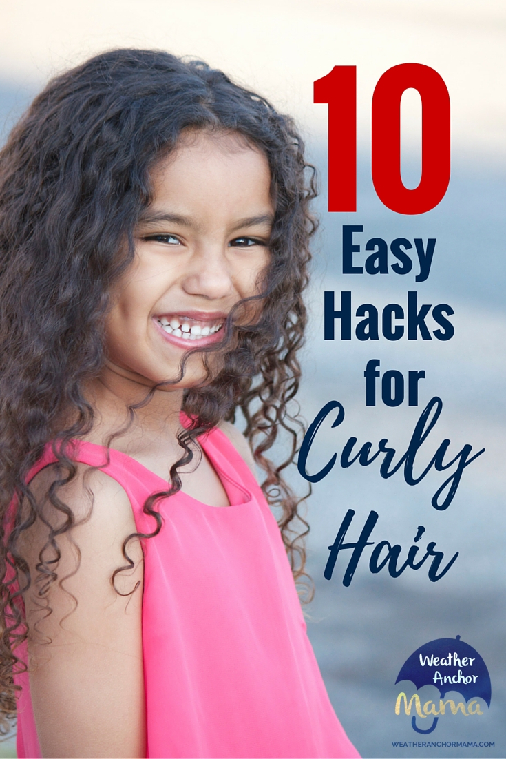 Best Hair Products And 10 Easy Hacks For Curly Hair