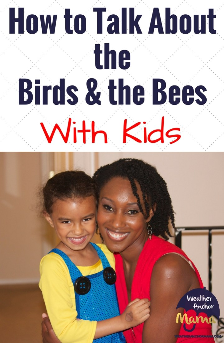 Birds and the Bees: How to Explain to Children