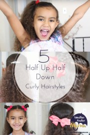 5 easy curly