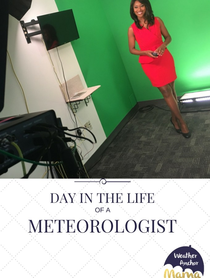 DAY IN THE LIFE METEOROLOGIST CAREER MOM NEWS 12 THE BRONX NEWS 12 BROOKLYN WEATHER ANCHOR NEW YORK NEWS ANCHOR