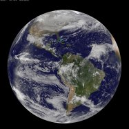 Flashes on Earth: The Report From Nasa's Epic