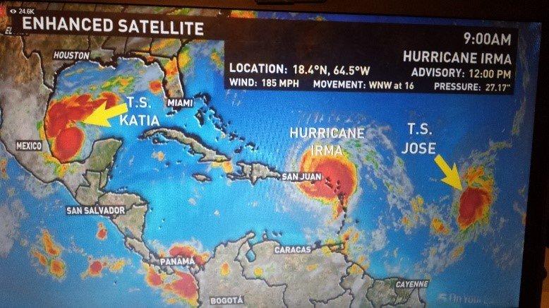 Hurricane: A Major Wind Force!