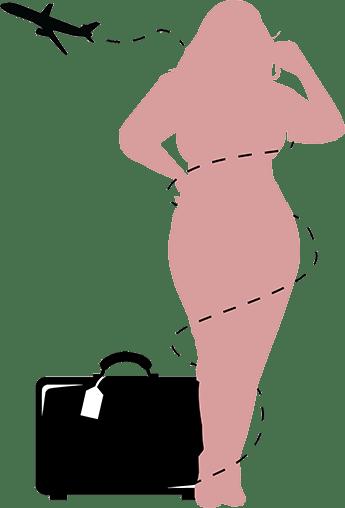 Curvy Girls Travel Guide Logo