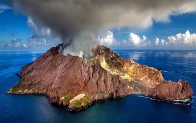 Volcanoes- Earth's Most Iconic Natural Disasters