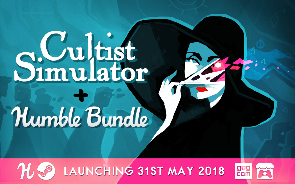 AN ANNOUNCE! Cultist Simulator x Humble Bundle