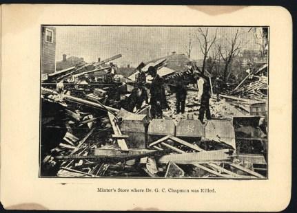 March 25, 1901 Birmingham Tornado Damage 2