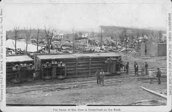 April 14, 1886 St Cloud Tornado 2