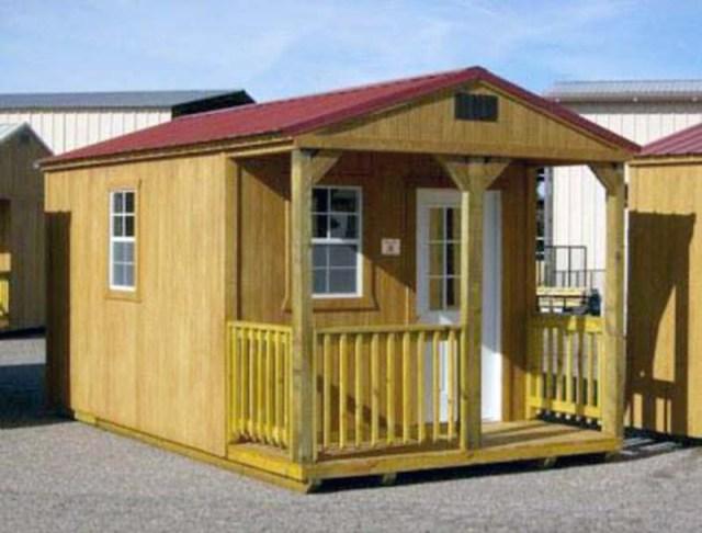 Weatherking Cabin
