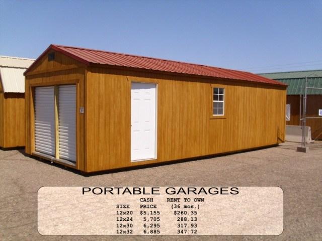 Weatherking Garage