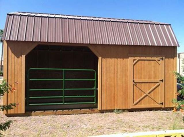 Weatherking Barn