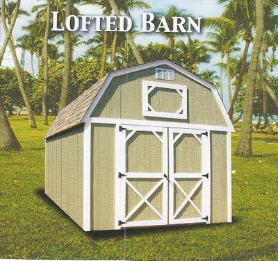 Lofted Barn Weatherking