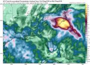 GFS Rainfall