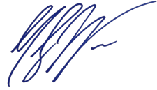 M. Seth Weathers signature