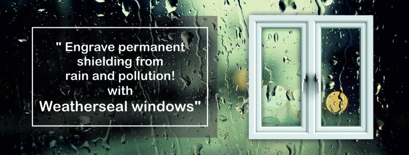 Weatherseal windows