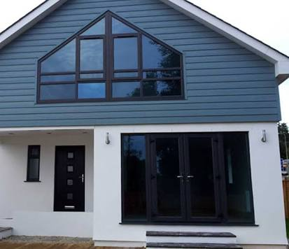 Classy by appearance, strong by nature: uPVC windows and doors!