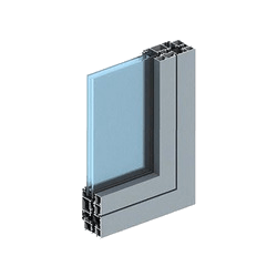 deceuninck upvc casement door for sound proof, water and dust proof.