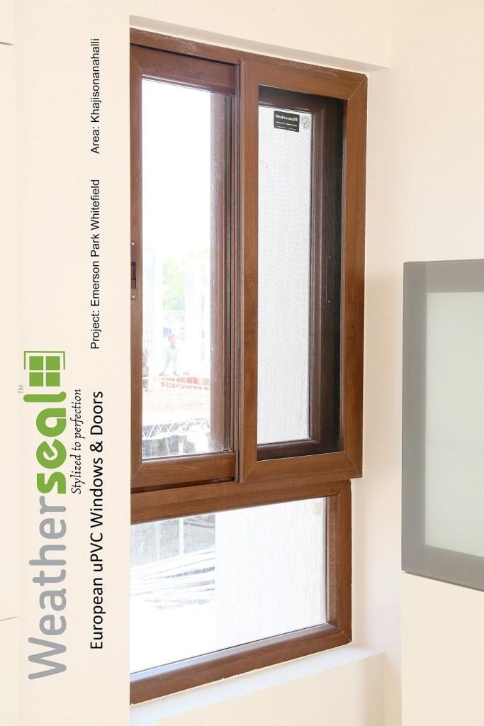 uPVC windows Manufacturers in India