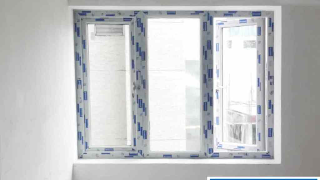 upvc windows Goa for sound insulation