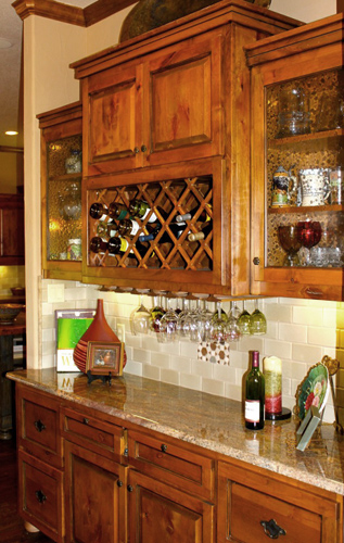 Butlers Pantry  Weatherstone Homes