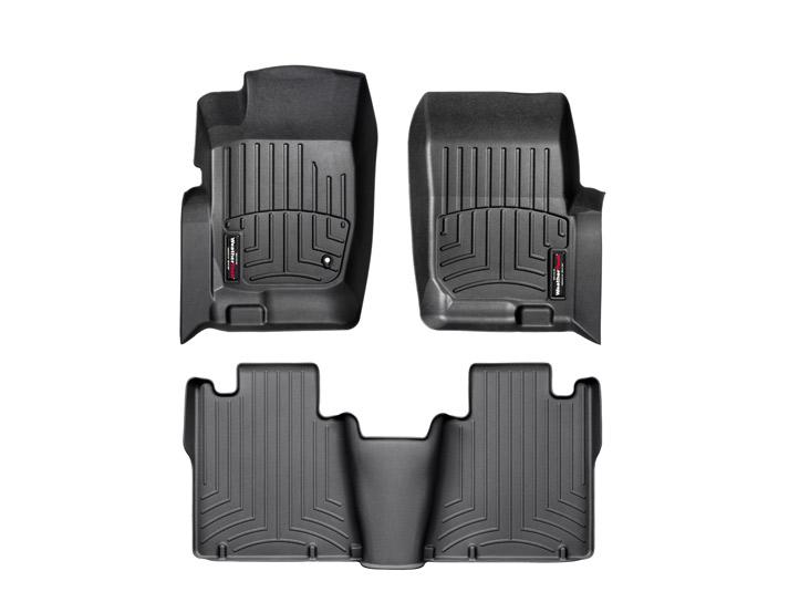 Weathertech® Floorliner  Ford Explorer With Bench Seats