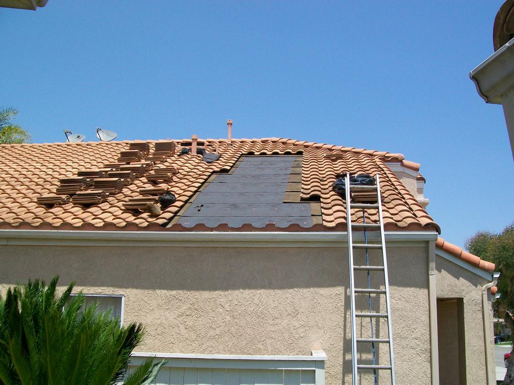 Beautiful Roof Repairs. San Diego Roof Repairs