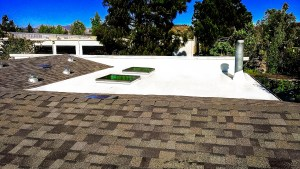residential re-roof