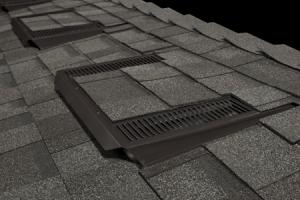 attic vents composition shingle